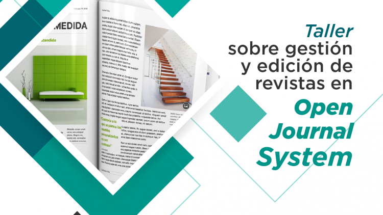 Inscripciones abiertas para el Taller Open Journal Systems