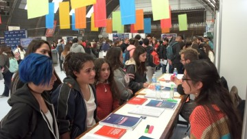 Veinticinco mil estudiantes visitaron la Expo Educativa