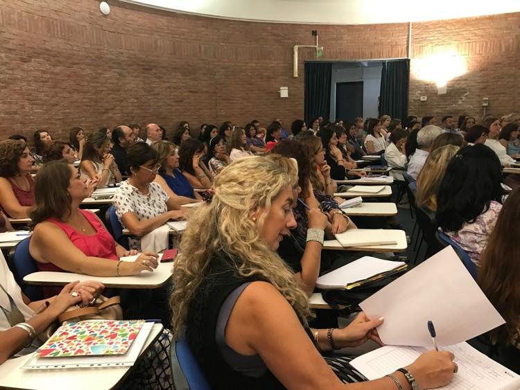 Realizaron la primera jornada institucional de Educación Secundaria