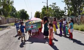 """Proyecto: """"Protagonismo comunitario en el Barrio Álvarez Condarco de Las Heras"""""""