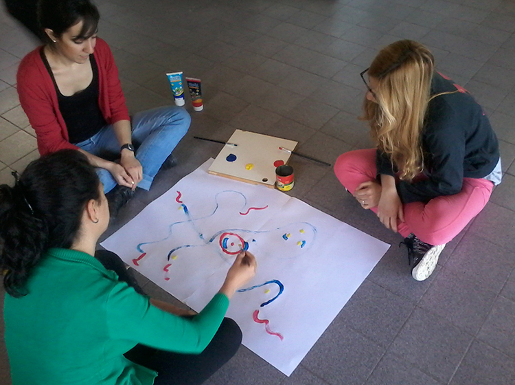 Ciclo de Encuentros de Creatividad y Arteterapia