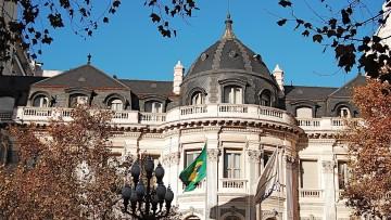 Visita el Embajador de Brasil la UNCUYO