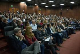 03/10/2015 Especialistas se reunieron en Mendoza para tratar el cambio climático