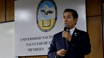 imagen que ilustra noticia EMBAJADOR DE JAPÓN ABORDÓ LA INTEGRACIÓN ECONÓMICA CON ARGENTINA