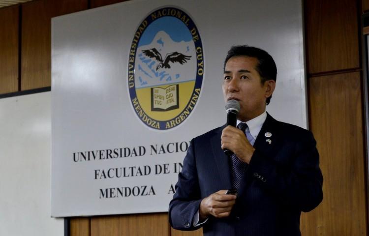 EMBAJADOR DE JAPÓN ABORDÓ LA INTEGRACIÓN ECONÓMICA CON ARGENTINA