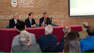 """Conferencia """"Presente y Futuro de la relación de la República Popular China con la Región"""""""