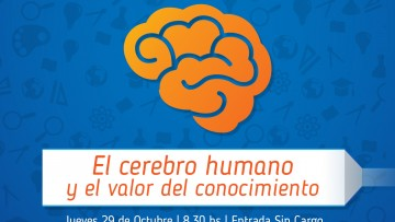 """Conferencia """"El Cerebro Humano y el Valor del Conocimiento"""""""