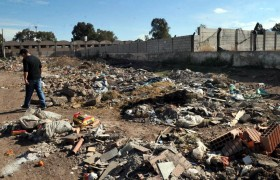 29/09/2015 Casi la mitad de los residuos termina en basurales clandestinos