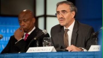 El economista Eugenio Díaz Bonilla habló sobre seguridad alimentaria.