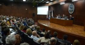 02/10/2015 Naciones Unidas debatió sobre el Cambio Climático en la UNCuyo