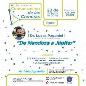 6° Seminario de Comunicación de las Ciencias