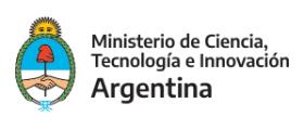 Ministerio de Ciencia, Tecnología e Innovación