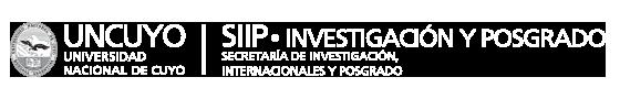 marca Secretaría de Investigación, Internacionales y Posgrado
