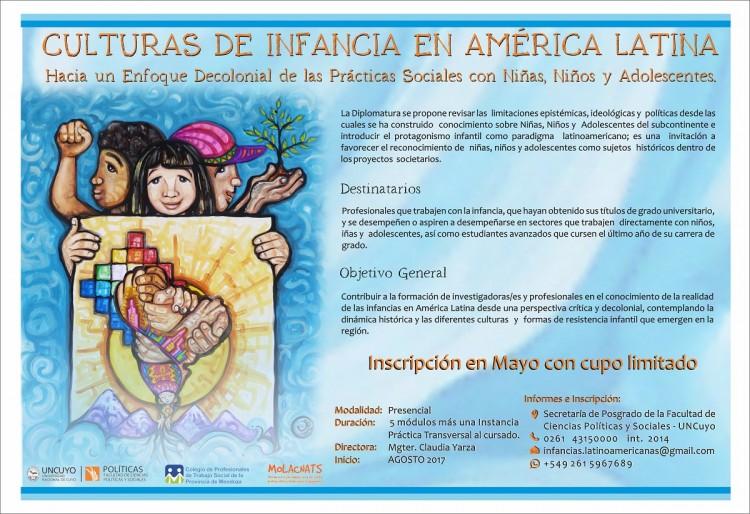Diplomatura sobre Culturas de Infancia en América Latina