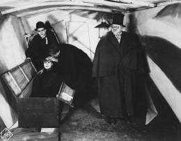 Sobre el El Gabinete Del Dr Caligari