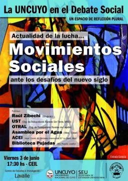 Movimientos sociales, Actualidad de la Lucha ante los desafíos del nuevo siglo