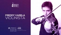 Sobre Freddy Varela Montero