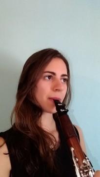 Carolina Speziale – Clarinete