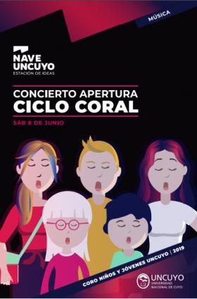 Programa Apertura Ciclo Coral 2019
