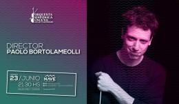 Paolo Bortolameolli – Director de Orquesta