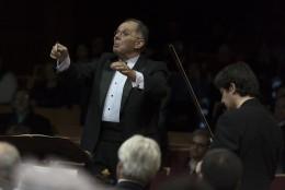 RODOLFO SAGLIMBENI – Director de orquesta