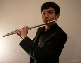 Emilio Escalera - Flautista