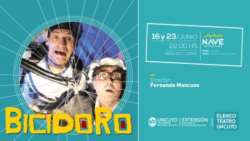 Regresa a la Nave Universitaria la comedia teatral «Bicidoro»
