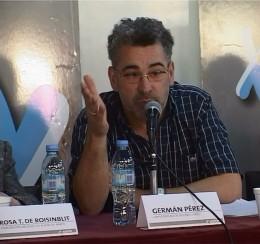 Lic. Germán Pérez