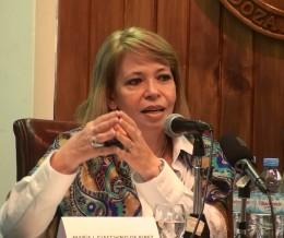 María Isabel Giacchino de Ribet