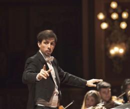 Javier Marcelo Más - Director, pianista y trompetista
