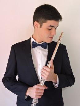 JUAN PABLO GANEM ÁBREGO – Flauta Traversa