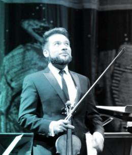 Lucas Altamore – Violín