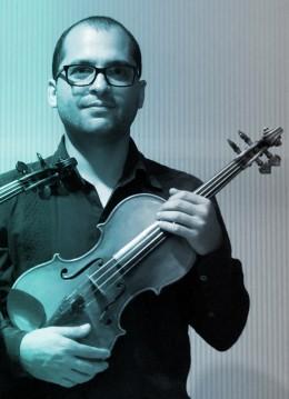 Pablo Rodríguez - Violín
