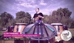 A los tambores (Percusión) por Gonzalo Gorordo y Mauro Damian Regules