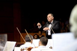 Rodolfo Saglimbeni - Director de orquesta