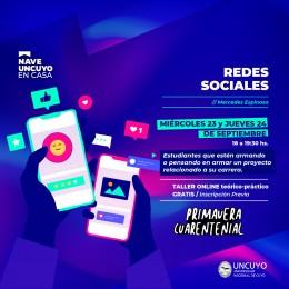 #2 Redes Sociales