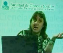 Dra. Graciela Tonón