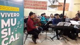 Programa de Entrenamiento Orquestal