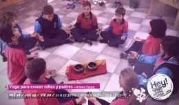 Yoga para crecer  niños y padres por Ariana Serpa