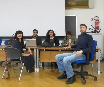 ICES visitó  la Red de Científicos Argentinos en Italia (RCAI)