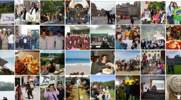 Convocatoria Movilidad Estudiantil, primer semestre 2015