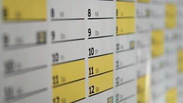 Cronograma OACJ 2021