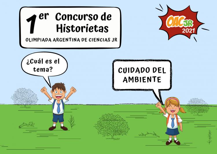 I Concurso de Historietas