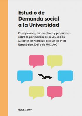 Demanda Social a la Universidad (2017)