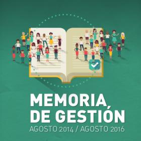 1º Informe Asamblea Universitaria (2016).