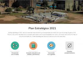 Plataforma del Plan Estratégico