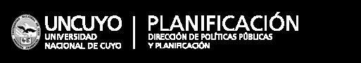 marca Dirección de Políticas Públicas y Planificación