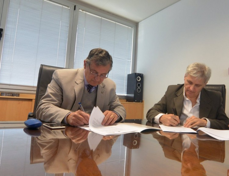 La Universidad colaborará con la gestión interna de la OSEP