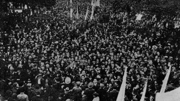 Muestra fotográfica revive la época de la Reforma Universitaria