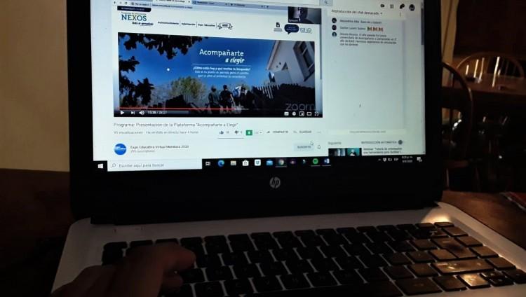 """imagen que ilustra noticia """"Acompañarte a elegir"""": lanzaron una plataforma para el programa Nexos"""